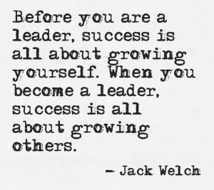 a-leader